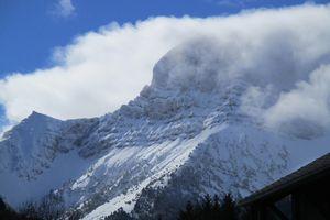 Classe de neige CM2 - CM2 A: Un dimanche à la montagne