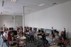 L'informatique au CE1B