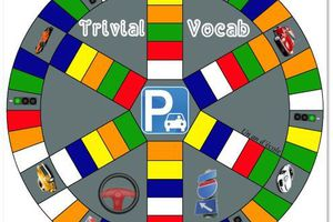 Tivial Vocab - Jeu de vocabulaire cycle2 CP, CE1, CE2