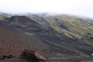 Road trip in Sicile : Etna