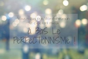 menu#36 : A BaS Le PeRFeCTioNNiSMe !