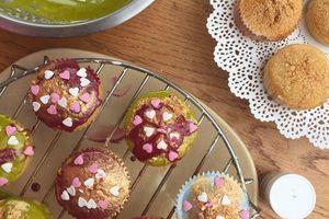 Glaçage pour cupcakes