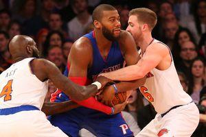Before-Game: Game 82: vs New York Knicks
