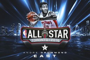 Andre Drummond au All-Star Game !