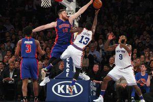 Before-Game : Game 62 : vs New York Knicks