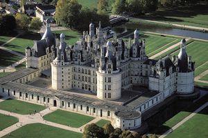 Vous ne le savez pas ? Le château de Chambord peut se louer...