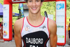 Brice DAUBORD : vice champion d'Europe de XTerra off road !