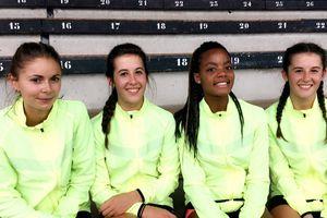 Course de la corniche vendéenne - relais 4 x 1000 m cadettes