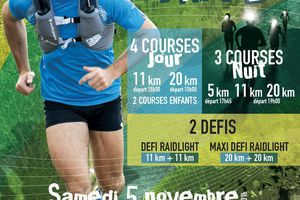 Raidlight Vendée trail : le 5 novembre