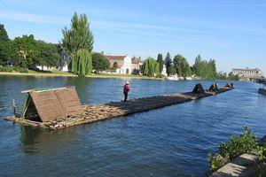 Les flotteurs de Champigny (par Michel Prignot)