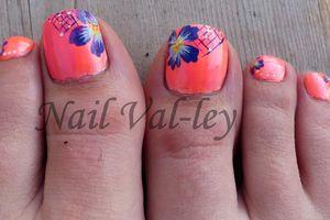 Nail art: C'est le printemps!!