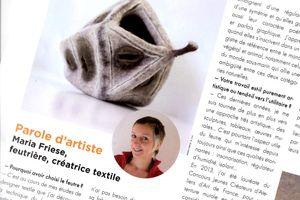 Interview au Journal de l'Atelier n°5