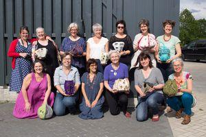"""Results of the workshop """"Vessels"""" in Belgium last weekend !"""
