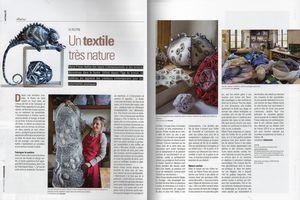 un nouvel article dans le journal Midi-Pyrénées Patrimoine été 2015