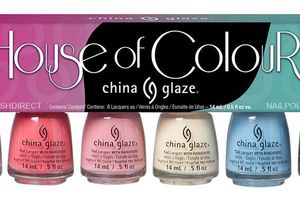 China Glaze: Collection House Of Colour