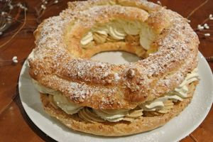 Paris Brest de Jacques Genin  - La cuisine de blanche.over-blog.com