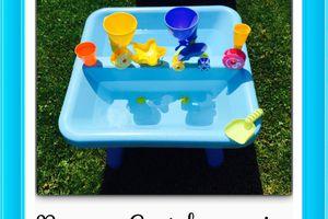 Table à eau