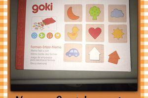 Nouveau jeu : goki
