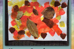 Dessin d automne