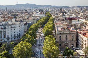 Un poème: notre hommage à Barcelonne