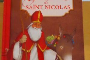 Chut les enfants lisent! Saint Nicolas