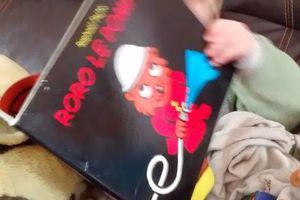Chut les enfants lisent! Roro le pompier