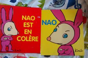 Chut les enfants lisent! Nao de Kimiko