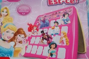 Qui est-ce? version princesse Disney