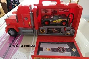 Cars carbon camion mack truck