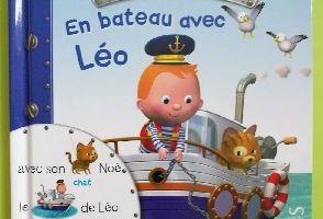 En bateau avec Léo - Pour lire ensemble