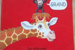 Grand - Chut les enfants lisent!