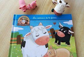 La vache - Les animaux de la ferme - Altaya
