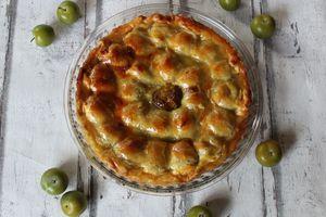 Pâté aux prunes (recette en vidéo)
