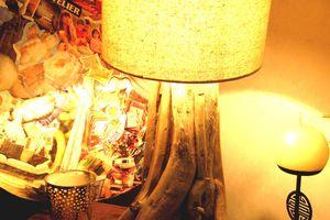 """La Lampe """"sandrine"""" !!!"""