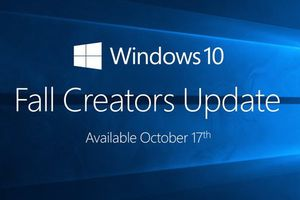 Windows 10 Fall Creators Update - Les nouveautés et disparitions