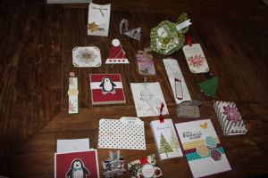 On stage stampin up 2015 : les swaps partie 2