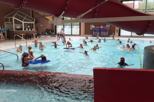 Cycle 2 cp ce1 ecole sainte marie roubaix for Piscine halluin