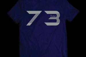 T-shirt France - Rhône-Alpes - Savoie 73