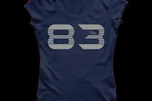 T-shirt: France - Provence-Alpes-Côte d'Azur - PACA - Var 83.