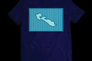 T-shirt: France - Poitou-Charentes - Île de Ré.
