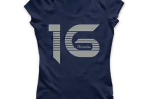 T-shirt: France - Poitou-Charentes - Charente 16.
