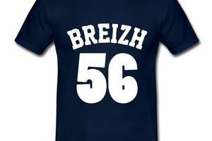 T Shirt Bretagne Breizh BZH 146159741-109422990