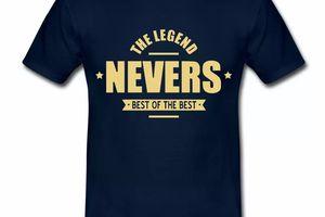 T Shirt Bourgogne The Legend Nevers HBM