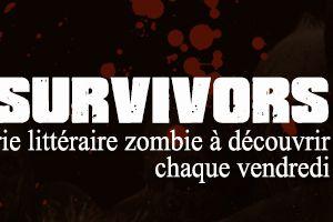 The Last Survivors, une série littéraire zombie à suivre !