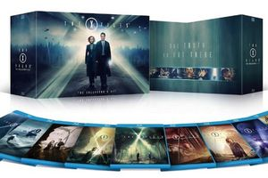 X-files, l'intégrale arrive en blu-ray !