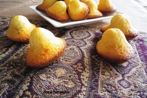 Madeleines avec THE bosse