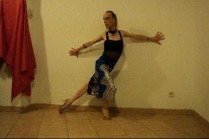 Une esthétique de danseuse, beauté secrète et tango au féminin
