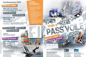 Pass'Voile Loisirs ou Sportif 2015