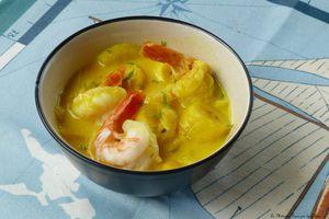 Un curry aux saveurs de la Guadeloupe pour vous faire voyager