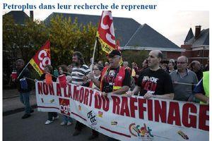 La Mission ouvrière de Rouen soutient les salariés de Petroplus dans leur recherche de repreneur
